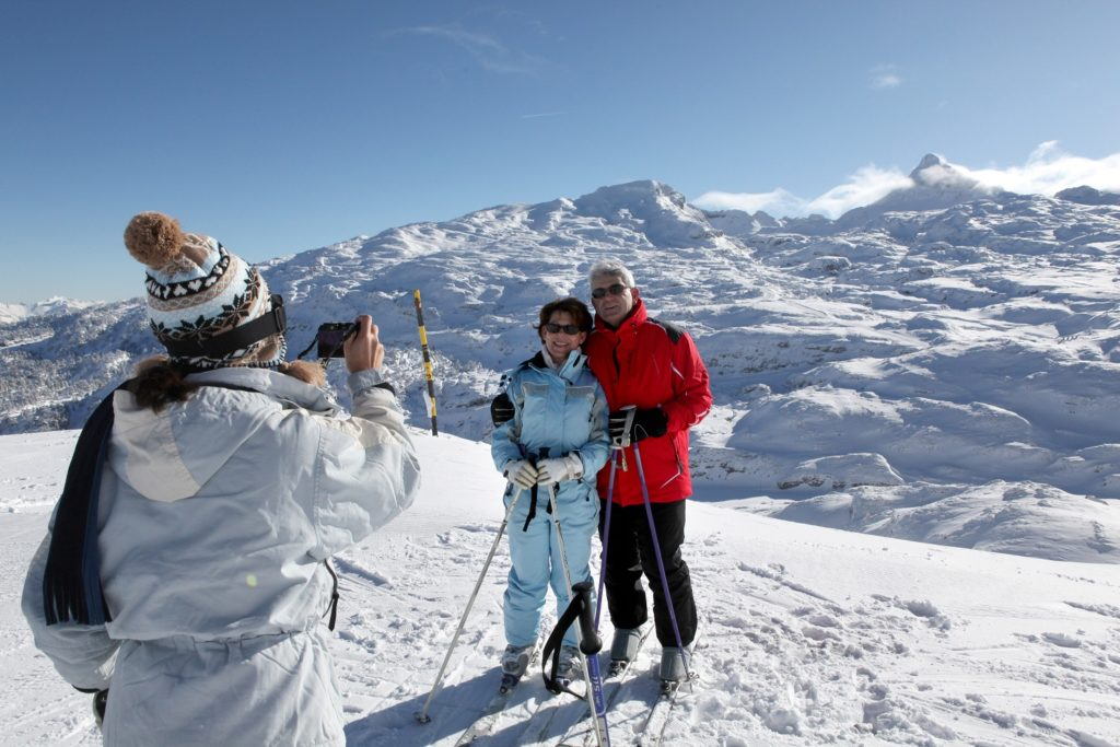 snow sports holiday