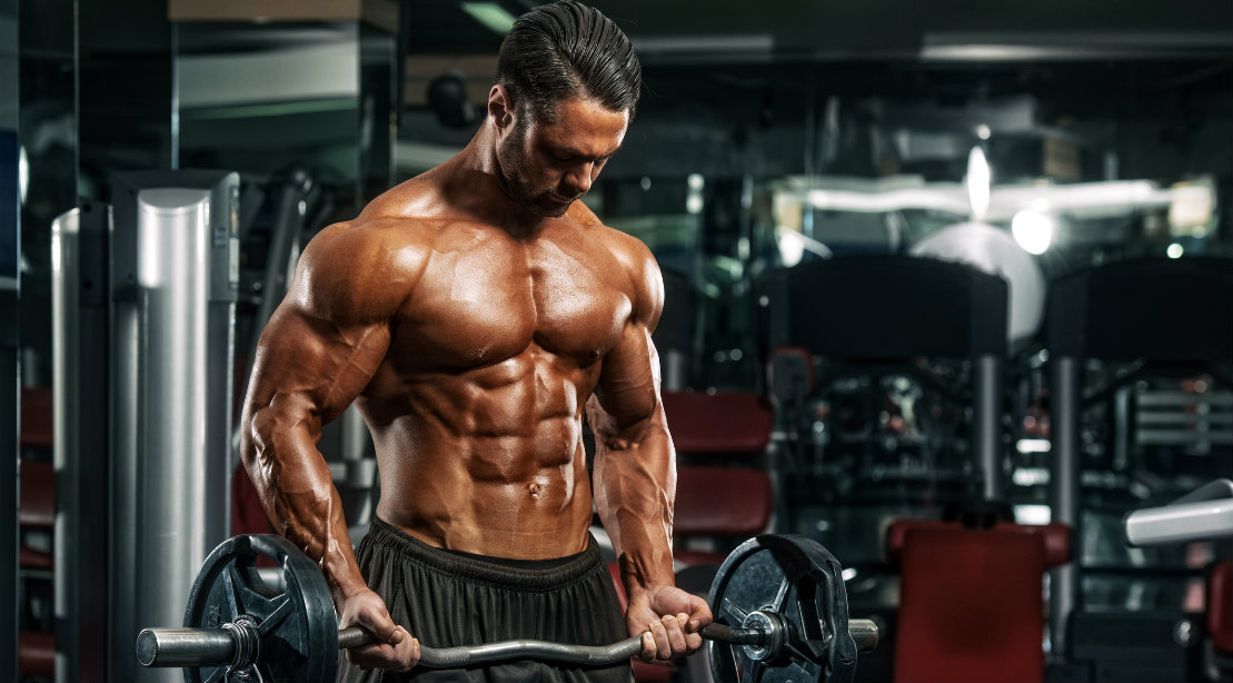 muscle build up