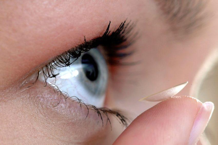 cantact lens