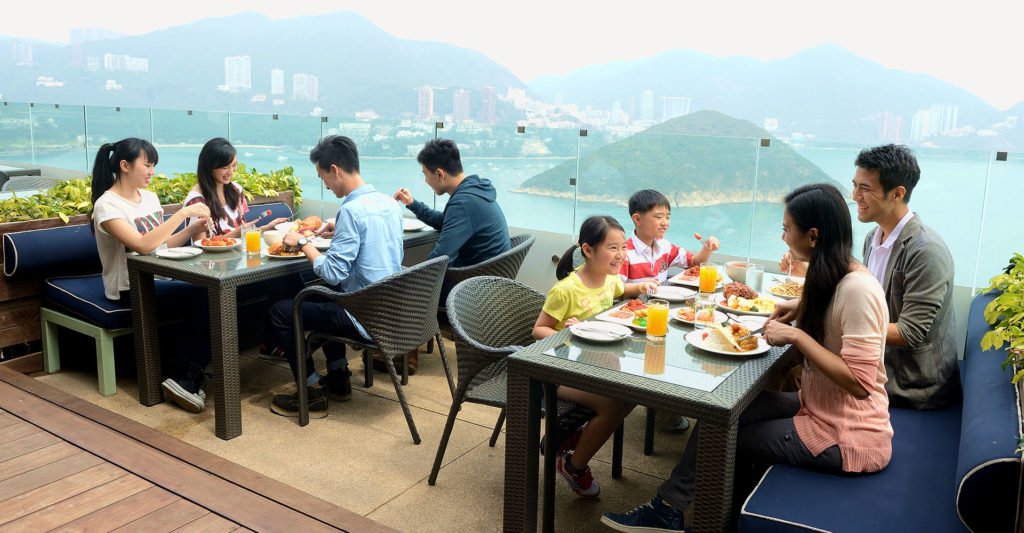alfresco dining hong kong
