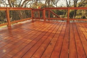 Proper Attractive Deck