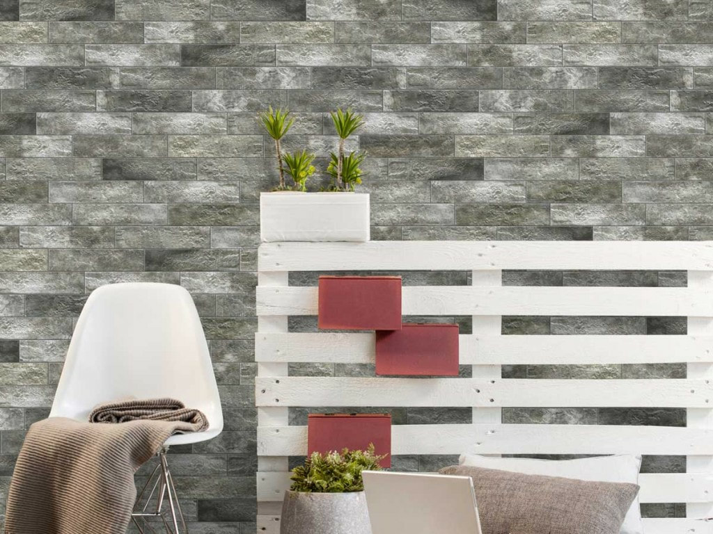 Rustic brick tiles - Traditional that never whenever leaves style